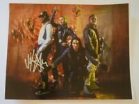 WILL.I.AM Signed Autographed 11x14 Photo Hip Hop THE BLACK EYED PEAS COA VD