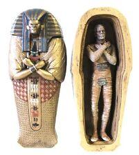 "DST Universal Monsters The Mummy & Sarcophagus 6"" Boris Karloff Figure"