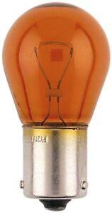 Narva Globe 12V 21W BAU15S Amber (10Pk) 47384 fits Saab 900 2.0 -16 Turbo, 2....