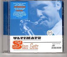 (HH815) Ultimate Stan Getz, selected by Joe Henderson - 1998 CD