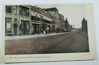 Vintage Sioux Falls S.D. Early 1900s Rare Unposted Antique Postcard Collectible