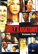 Greys Anatomy Season 1 2pc DVD 2005 Region 1 US IMPORT NTSC