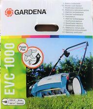 Gardena Elektro-Vertikutierer EVC 1000, Rasenlüfter, 30 cm Arbeitsbreite, NEU