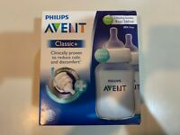 Philips Avent Classic+ Feeding Bottle, 2 Pack - 9oz/260mL Philips Avent