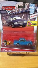 Disney Pixar Cars Deluxe Cars 2 Airport Trent Crow Tow Car with Luggage