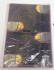 Heroclix War of Light set OP Kit 2-Sided Map! Okaara / Qward