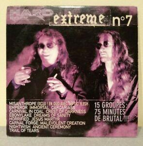 Compilation CD Hard Rock Extrême Volume N°7 - 15 Hits Titres
