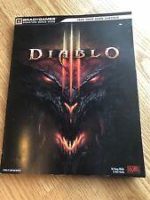 Diablo 3 Brady Games Strategy Guide