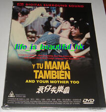 Y Tu Mama Tambien - New Dvd - Spanish Movie Eng Sub R3