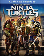 Teenage Mutant Ninja Turtles [Blu-ray] **WITH MASKS** *NEW* FAST FREE SHIPPING*
