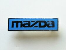 Vintage lapel pin Mazda