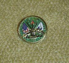 U.S. Army Emblem Lapel Tie Pin