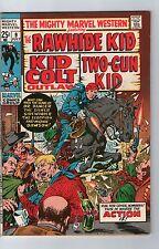 Mighty Marvel Western #9 Marvel Comics 1970 John Severin VF