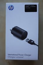 Genuine HP International Power Adapter, charger for touchpad, Kindle Fire, New