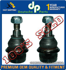 Mercedes W220 W211 R230 Front Lower Ball Joint Joints LH + RH 2113300435 SET 2