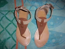 Bamboo SANDALS WOMEN'S SIZE 6 1/2   STENC-73