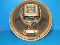 ZENITH RADIO PARTS FOR 1937 10'' SPEAKER