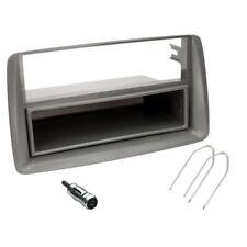 Kit montaggio autoradio 1 DIN per FIAT PANDA 2002-2012 -  con cassetto