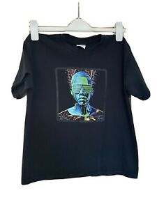 Kanye West Glow In The Dark Tour Shirt Size M Youth