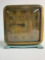 Vintage Alarm Clock   Wind Up   Challenge Brand   Made in Bristol, Conn USA