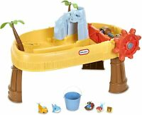 Little Tikes Wave Maker Desert Island Table Sand & Water Waves Toy Playset