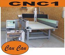 CNC fräse - Kompas F-3000 Profi - Neu + garantie - Geschwindigkeit = 4000mm /min