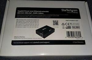 *NEW* Startech.com POEEXT1GAT Gigabit Power over Ethernet Extender