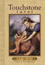 Touchstone Tarot Card Deck & Book Set by Kat Black -  NEW (OUT OF PRINT)
