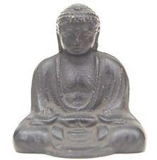 Daibutsu Great Buddha  Bunchin Japanese Nanbu cast iron paper weight ornament
