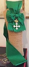 Fascia da Cavaliere di Gran Croce dell'Ordine dei Santi Maurizio e Lazzaro