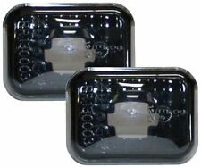 LAND ROVER DISCOVERY 1 89-99 CRYSTAL BLACK SIDE LIGHT REPEATER INDICATORS