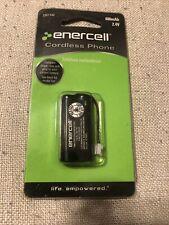 Enercell 2.4V/400mAh Ni-Mh Battery For Cordless Phones 2301742 by RadioShack New
