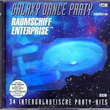 Galaxy Dance Party (1994) Snap, Dance 2 Trance, U96, WestBam, Art of No.. [2 CD]