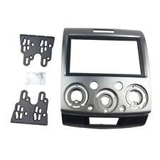 2 Din Fascia for Ford Everest Ranger Mazda BT-50 BT50 Stereo Panel Trim Kit