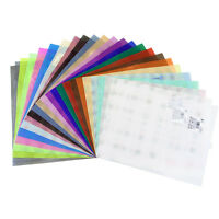 "Darice Plastic Canvas Sheets - 10 1/2"" x 13 1/2"" - Choose From Lots of Colors"
