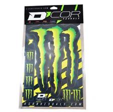 PLAQUE Kit Déco Stickers  Monster Energy Haute qualité 50 X 28 CROSS MOTO 495693