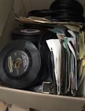 """Personalized Lots Of 25 7"""" Records 45s (curated by Genre/artist)"""