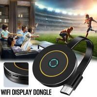 True 4K G10 AirPlay TV Stick WIFI Receptor de pantalla Dongle Receiver