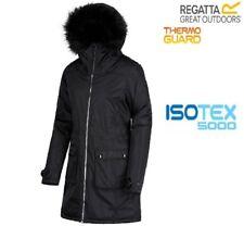 Regatta Ladies LUCASTA Insulated Waterproof Breathable Jacket Coat Womens