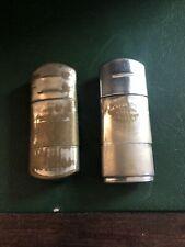 More details for vintage tommy petrol lighters x 2