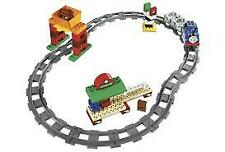 LEGO DUPLO THOMAS THE TANK ENGINE LOAD AND CARRY TRAIN SET 5554 COMPLETE VGC