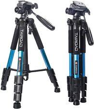 "TAIROAD T111 55"" Tripod Light Weight Travel Portable Folding For DSLR Camera"
