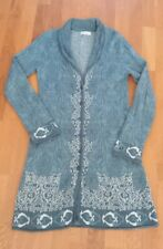 Scandic way of life ~ Damen Jacke/ Strickjacke/Strickmantel ~ Gr.S~ Baumwolle