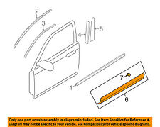 MAZDA OEM 07-15 CX-9 Front Door-Side Molding Left TD1151RB0H