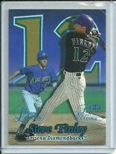 1999 FLAIR SHOWCASE LEGACY #117 STEVE FINLEY 19/99 DIAMONDBACKS FREE SHIPPING