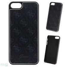"Guess iPhone 5, 5s, se 4"" hard case back cover aluminio cubierta protectora funda para móvil"