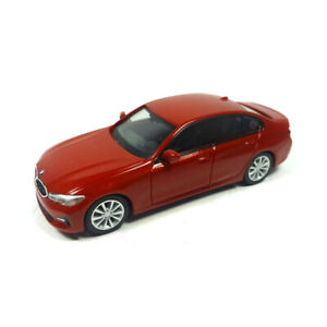 Herpa 430791 BMW 3er Limousine Red Scale 1:87 Model Car New !°
