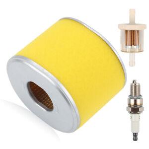 Luftfilter mit Vorfilter Zündkerze für Honda GX240 GX270 GX340 GX390
