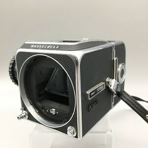 Hasselblad 500c Body Only w/A12 Film Back - Fast Shipping - V01