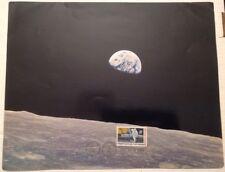 NASA APOLLO 8 COVER LOT Frank Borman William Anders James Jim Lovell VIII 11